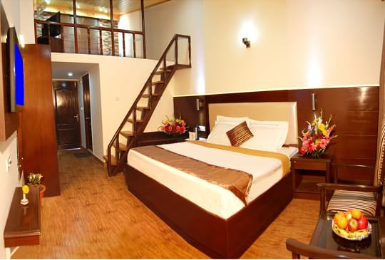 Manali Hotels | Hotel Angels Inn | Duplex Room